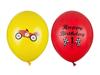 Ballonger Bil 30 cm, 5-pack