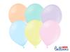 Ballonger Pastell Mix 12cm, flera storlekar