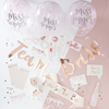 """Möhippa box """"Team bride"""", 48 delar"""