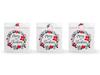 Presentpåsar till julklappar, 3-pack