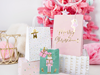 Presentpåsar jul, 3-pack