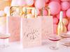 Presentpåse Prosecco rosa/guld, 6-pack