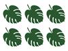 Placeringskort Palmblad, 6st