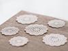 Pappersdekoration konfetti, 10st