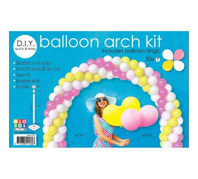 Ställning till ballongbåge