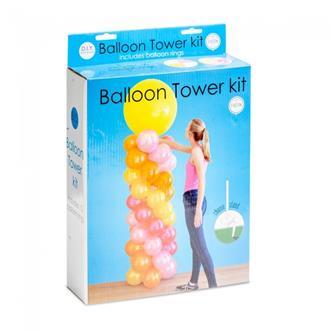 Ställning till ballongtorn