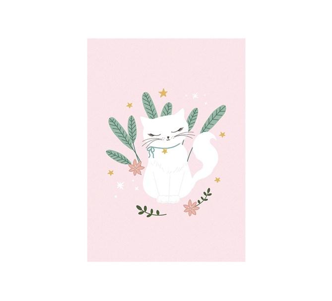 Ritblock Katt, A4
