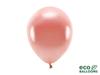 Eko ballonger metallic rosé 26 cm, 10 st.