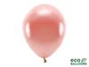 Eko ballonger metallic rosé 30 cm, 10-pack