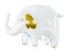 Folieballong Elefant, 61 x 46 cm.