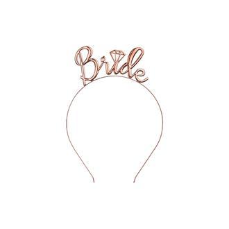 "Diadem möhippa ""Bride"" rosé"