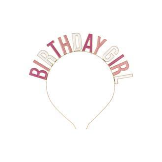"""Diadem """"Birthday Girl"""""""
