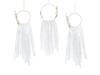 Drömfångare vit, 3-pack