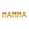 Ballonggirlang MAMMA guld
