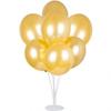 Ballongställ för 7 ballonger, utan ballonger