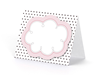 Placeringskort Sweets, 6st