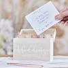 Minneslåda - Tips till Brudparet