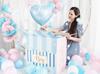 Folieballong Babyshower Mamma blå