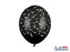 Ballonger Halloween Fladdermus 10 st.