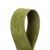 Sammetsband Olivgrön 25 mm x 7 m