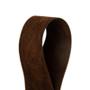 Sammetsband Brun 25 mm x 7 m