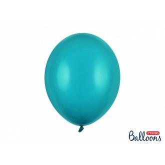 Ballonger Metallic Mintgrön 35 cm.