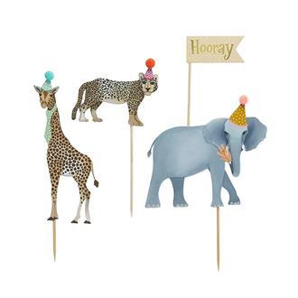 Caketoppers Safari Party