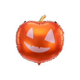 Folieballong Halloween Pumpa