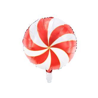 Folieballong Candy Röd, 35 cm