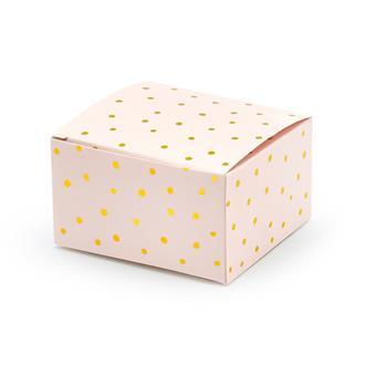 Presentaskar Rosa-Guld, 10-pack