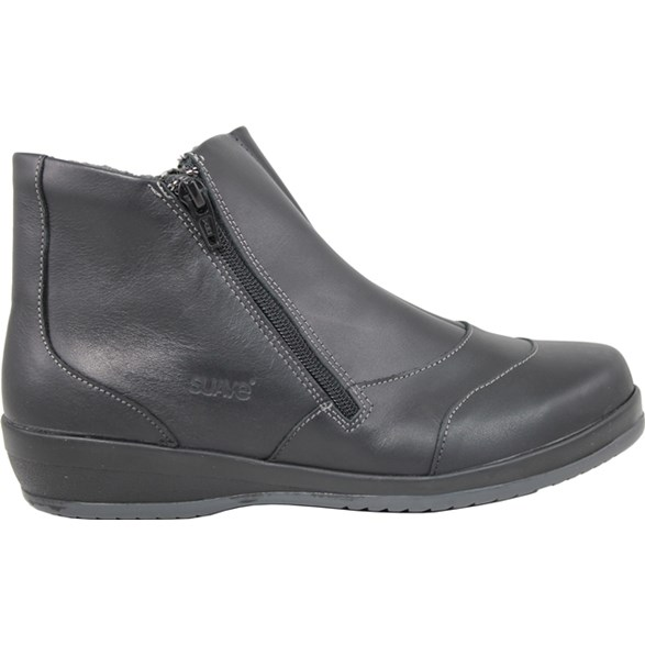 Sko Suave Velcro  Black