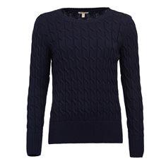 Tröja Lewes knit  Navy