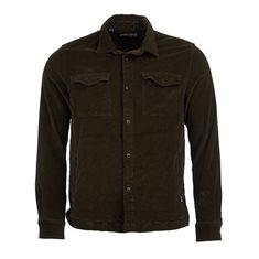 Skjorta Cord Overshirt  Olive