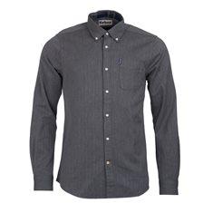 Skjorta Hringbone 1 TF  Grey marl