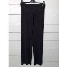 Byxa Plisserad Black one size