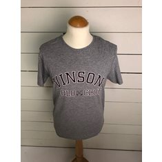 T-shirt Kim  Grey melange