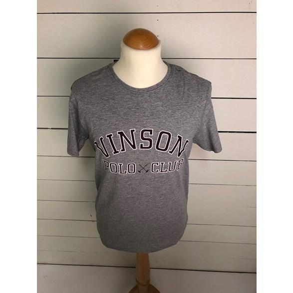 T-shirt Kim  Grey melange