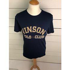 T-shirt Kim  Insignia Blue