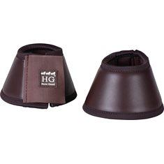 Boot HG bell konstläder brun