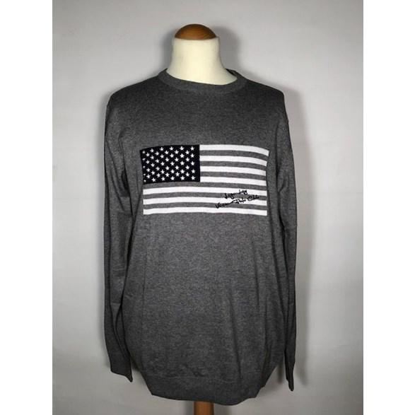 Tröja Fate knit  Grey melange