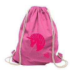Ryktpåse Unicorn Pink
