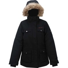 Parka Softshell W  Black