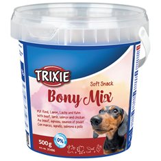 Hundgodis Soft Bony mix 500gr