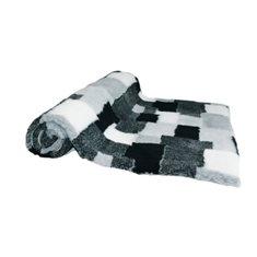 Fäll antiglid 100*75cm Patch sv/grå/vit