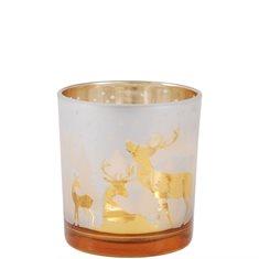 Ljushållare S hjort gold