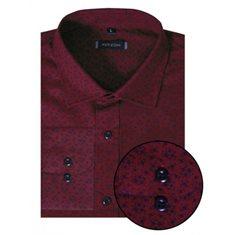 Skjorta LÄ Röd Floral