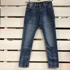 Jeans m knappgylf