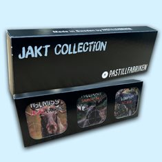 Jakt Collection pastill 3-pack