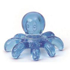 Massage Bläck-fisk blå