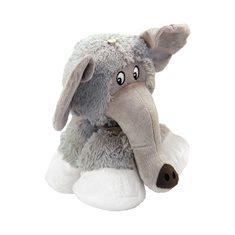Hundleksak Stretchezz Legz Elephant S